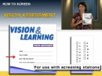 The vision assessment tool