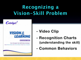 Vision and Learning Educator Package